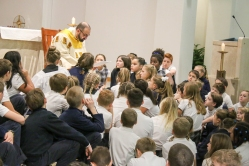 Story with Immaculate Conception Students
